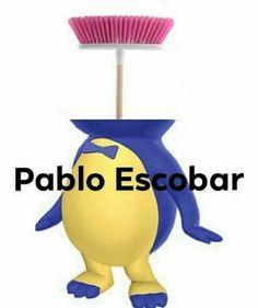 Meme Faces, Funny Faces, Reaction Pictures, Funny Pictures, Memes Lindos, Pablo Escobar, Spanish Memes, Cute Memes, Mood Pics
