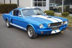 1966 Ford Mustang Shelby GT350 Rally Car #Mustang #FordMustang #GTClassic.it @GTClassic