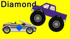 Monster Trucks Teaching Children Shapes and Crushing Cars Watch our monster trucks for children videos and learn! Our kids cartoons of monster trucks teach c. Monster Truck Videos, Monster Trucks, Kids Fun, Our Kids, Truck Videos For Kids, Color Shapes, Educational Videos, Cartoon Kids, Letters And Numbers