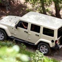 Jeep wrangler unlimited  all white! i want!!!!!