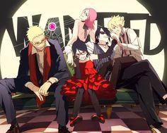 Tag: Uzumaki Naruto , Uchiha Sasuke , Uchiha Sarada , Uzumaki Boruto , Haruno Sakura