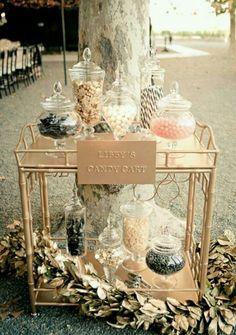 Wedding snacks