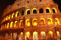 Rome, Italy 2011. I actually can't believe I was able to take this picture without a tripod!