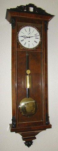Fantastic and Exceptional Gustav Becker Wall Clock | eBay