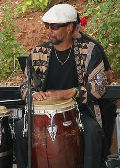 Master Drummer = David Frazier USA