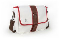 Every Assassin needs storage room for their goods. This is a Assassin's Messenger Bag to the extremely popular Assassins Creed series. Hades, Assassins Creed Art, Canvas Messenger Bag, Shops, Assassin's Creed, Pouch Bag, Diaper Bag, Geek Stuff, Shoulder Bag