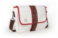 Assassin's Creed® ™- Messenger Bag Assassin's Canvas Pouch