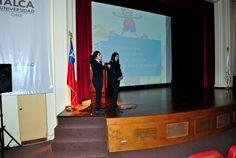 Cierre de la Campaña de Prevención de Bullying - Teatro Abate Molina - Universidad de Talca