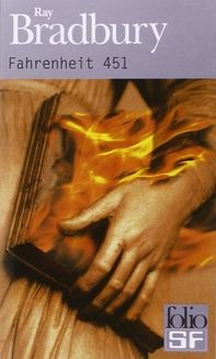 Fahrenheit 451 (in French) Fahrenheit 451, Theme Bts, Ray Bradbury Books, Science Fiction, Good Books, Books To Read, Dune Frank Herbert, Roman Noir, Used Books Online