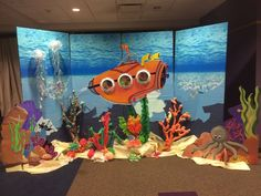 VBS Submerged puppet theater for wee ones: http://zoomin24-7.blogspot.com/2010/09/out-of-no-where.html