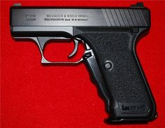 You're not bulletproof..., P7M10 The .40 S&W version of the 9x19mm H&K P7.... Find our speedloader now! http://www.amazon.com/shops/raeind