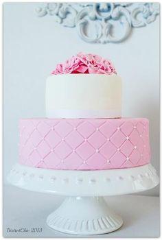 Birthday cake for Girl