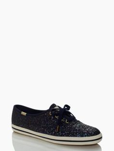 Display product reviews for keds for kate spade new york glitter sneakers