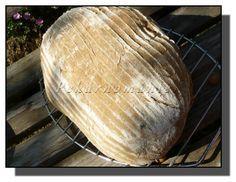Celokváskový pšenično-žitný chléb Brot