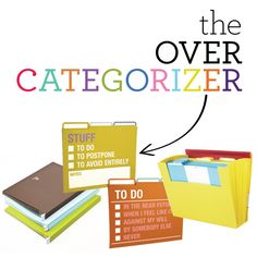 See Jane Work | Office Style and Organization Ideas - using some of these ideas to reorganize my files at work!