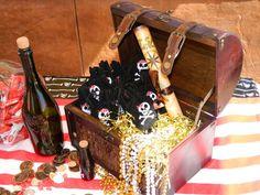 Pirate Birthday Boy Birthday Party Ideas