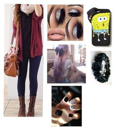 """""""Untitled #99"""" by bdunsieth ❤ liked on Polyvore featuring Forever 21"""