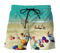 Beach swimshort – Smooooth clothing