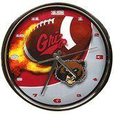 University of Montana Grizzlies clock. Go Griz!
