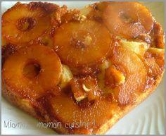 Light pineapple cake finally WW desserts it s not bad Yum Maman Cuisine Dessert Ww, Gourmet Desserts, Weight Warchers, Pineapple Cake, Cake Recipes, Food And Drink, Cooking, Breakfast, Healthy