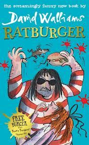 Ratburger will thrill you. It will most definitely chill you.And it will leave you rolling and cheering - in the aisles...