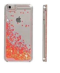 iPhone 6 Case Premium Sparkle Glitter Bright Colored Slim Fit Case for Apple iPhone 6S / 6 (Red), http://www.amazon.com/dp/B01JVFYK8M/ref=cm_sw_r_pi_awdm_x_DnIRxbPE1MHPC