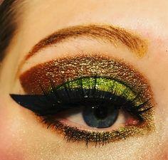 Duochrome Eyeshadow, Glitter Eye Makeup, Vegas, Homemade, Shop, Etsy, Home Made, Hand Made, Store