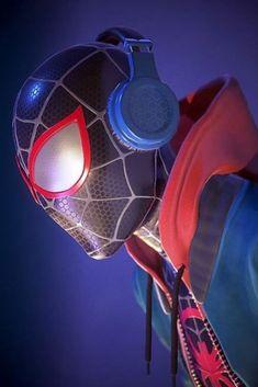Los mejores wallpapers de Spiderman Miles Morales para tu móvil Amazing Spiderman, Noir Spiderman, Spiderman Tattoo, Spiderman Spider, Avengers Fan Art, Marvel Art, Marvel Heroes, Marvel Avengers, Miles Morales
