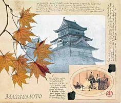 Urban Sketchers: Stefano Faravelli in Japan