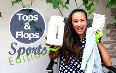 Tops und Flops Juli 2015 - Sport Edition - Protein Test, Handschuhe, Spo...