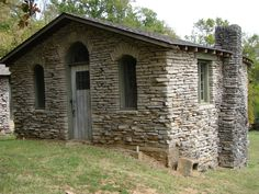 Southern Accents Architectural Antiques - Stone Cottages at Milky Way Farms in Pulaski, Tennessee