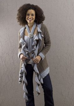 Kingston Jacket: free pattern
