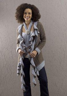 Kingston Jacket: free pattern