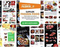Pin Oleh Distributor Frozen Food Di Wa 0813 8370 8324 Distributor Makanan Frozen Makanan Beku Sosis Sayuran