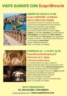 Visite Guidate con ScopriBrescia http://www.panesalamina.com/2013/14404-visite-guidate-con-scopribrescia.html