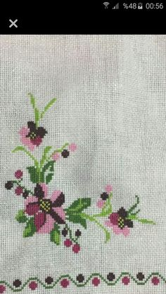 Cross Stitch Embroidery, Hand Embroidery, Embroidery Designs, Cross Stitch Designs, Cross Stitch Patterns, Diy Crafts Hacks, Cross Stitch Flowers, Crochet Projects, Elsa