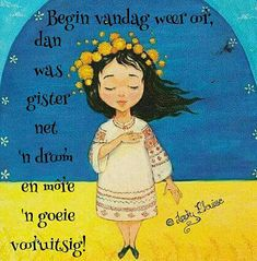 Goeie More, Afrikaans, Disney Characters, Fictional Characters, Prayers, Faith, Words, Memes, Quote