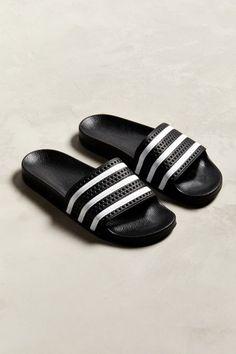 33f675a1bd2 adidas Adilette Core Slide Sandal Mens Slide Sandals