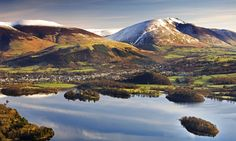 Lake District: UK's