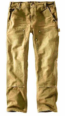Carhartt 1889 series logger pants are the perfect pant for long days working in the back woods.