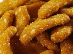 Nuts.com - Honey Mustard and Onion Sesame Sticks