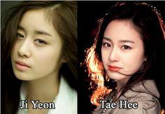 Kim Tae Hee Ji Yeon 1000+ images ab...