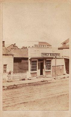 View of mercantile. Havana, Illinois 1865