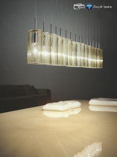 sandwich chandelier