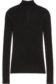 Fine-knit cashmere turtleneck sweater Classic