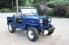1958-cj3b-desmoines-ia1 Jeep Willys, Jeep Jeep, Jeep Brand, Badass Jeep, Vintage Jeep, Dump A Day, Cool Jeeps, Pedal Cars, Jeep Stuff