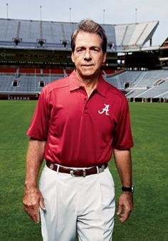 ABSOLUTELY the most accurate and well-written article on Nick Saban that I have had the pleasure to read! Alabama's Nick Saban: The Scariest Man in College Football