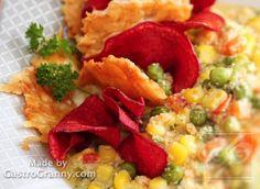 Sajtchipsz358 Chips, Chicken, Food, Potato Chip, Essen, Meals, Potato Chips, Yemek, Eten