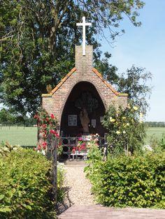 De Mariakapel op de heuvel tussen Bemmel en Huissen