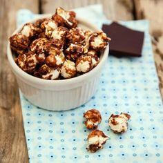 Recipes | Choco-Popcorn | Sur La Table